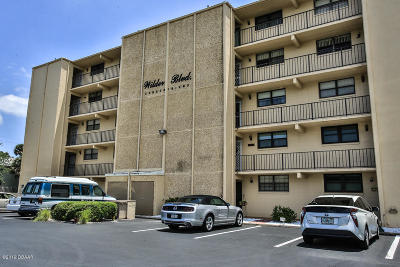 Volusia County Condo/Townhouse For Sale: 325 Wilder Boulevard #A503