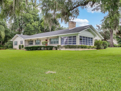 Deland  Single Family Home For Sale: 701 N Tuxedo Avenue