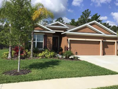 Ormond Beach Single Family Home For Sale: 218 River Vale Lane