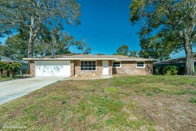 Ormond Beach Single Family Home For Sale: 43 Alanwood Drive