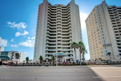 Daytona Beach Shores Condo/Townhouse For Sale: 3311 S Atlantic Avenue #201