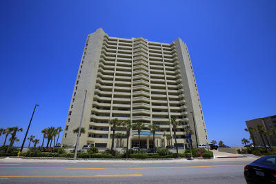 Volusia County Condo/Townhouse For Sale: 3425 S Atlantic Avenue #1101