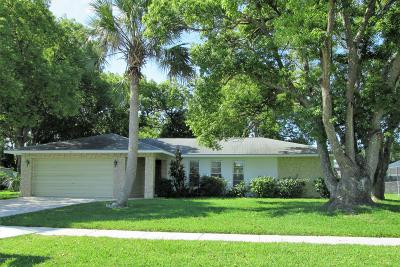 Port Orange Single Family Home For Sale: 1235 Edna Drive