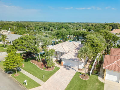 Ponce Inlet Single Family Home For Sale: 50 Marie Drive