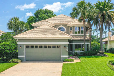 Ormond Beach Single Family Home For Sale: 409 Long Cove Road