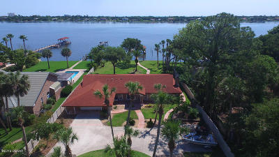 Ormond Beach Single Family Home For Sale: 647 N Beach Street