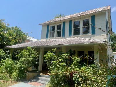 New Smyrna Beach Single Family Home For Sale: 614 Faulkner Street