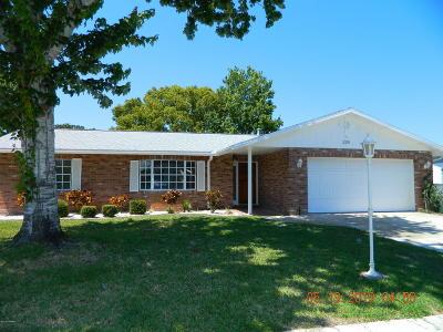 Daytona Beach, Daytona Beach Shores Single Family Home For Sale: 224 Georgetowne Boulevard