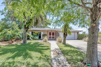 Port Orange Single Family Home For Sale: 718 Palm Circle Drive