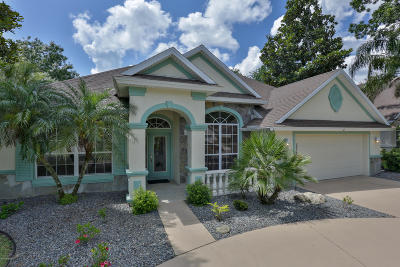 Ormond Beach Single Family Home For Sale: 10 Lionshead Drive