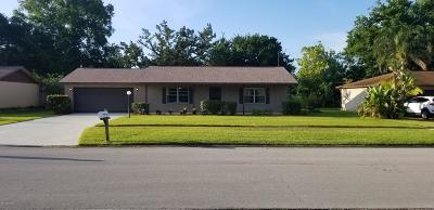 Volusia County Single Family Home For Sale: 785 Aspen Drive