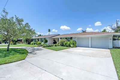 Ormond Beach Single Family Home For Sale: 410 Idlewood Drive