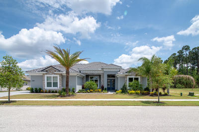 New Smyrna Beach Single Family Home For Sale: 259 Cappella Court