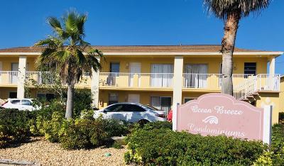 Daytona Beach Condo/Townhouse For Sale: 439 Auburn Drive #103