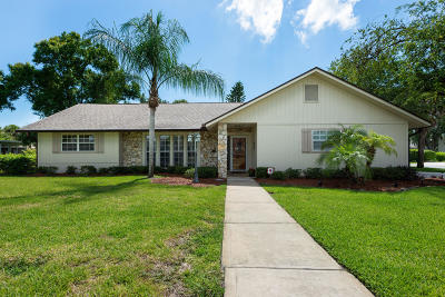 Port Orange Single Family Home For Sale: 779 Horseman Drive