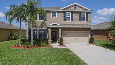Port Orange Single Family Home For Sale: 5304 Peach Blossom Boulevard
