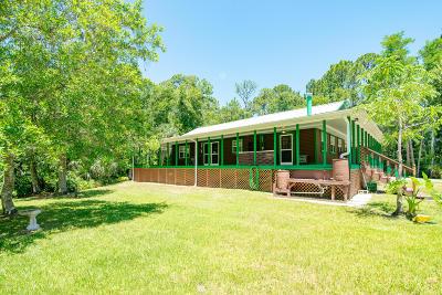 Port Orange Single Family Home For Sale: 1903 Poinsettia Drive