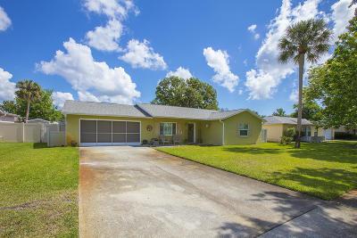 Port Orange Single Family Home For Sale: 1427 W Harnden Road