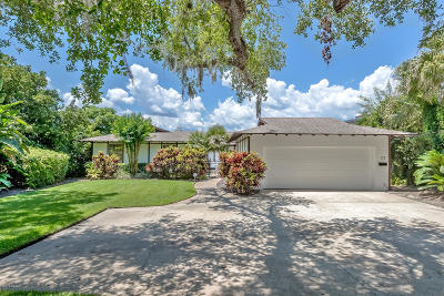 Ormond Beach Single Family Home For Sale: 172 Riverside Drive