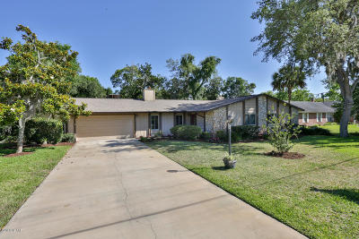 Ormond Beach Single Family Home For Sale: 64 S St Andrews Drive