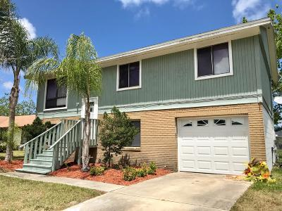 Edgewater Single Family Home For Sale: 3031 Queen Palm Drive