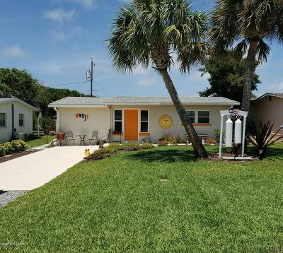 Daytona Beach, Daytona Beach Shores, New Smyrna Beach, Ormond Beach, Ormond-by-the-sea, Ponce Inlet, Port Orange, Wilbur-by-the-sea Single Family Home For Sale: 810 E 25th Avenue