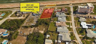 Volusia County Residential Lots & Land For Sale: 2344 Ocean Shore Boulevard