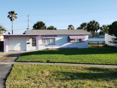 Ormond Beach, Ormond-by-the-sea Single Family Home For Sale: 15 Seacrest Drive