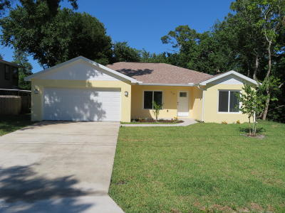 Ormond Beach Single Family Home For Sale: 713 Garden Lane