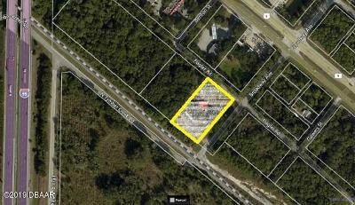 Volusia County Residential Lots & Land For Sale: 1082 Broadway Avenue