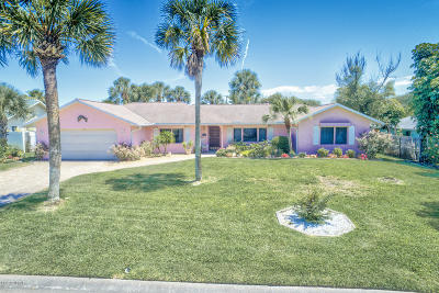 Ponce Inlet Single Family Home For Sale: 55 Bay Harbour Drive