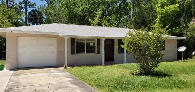 South Daytona Single Family Home For Sale: 562 Lambright Road