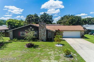 Port Orange Single Family Home For Sale: 932 Timberwood Drive