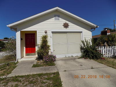 Daytona Beach Single Family Home For Sale: 516 Frances Terrace
