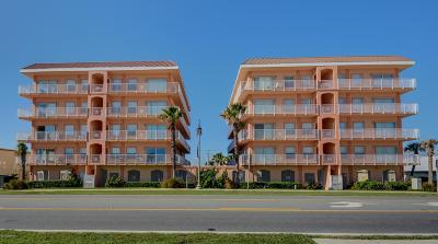 Daytona Beach Shores Condo/Townhouse For Sale: 3756 S Atlantic Avenue #302