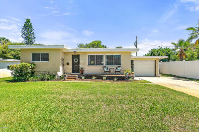Ormond Beach Single Family Home For Sale: 156 Magnolia Drive