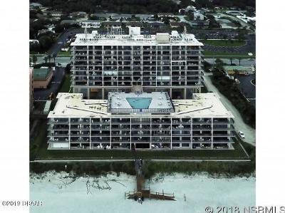 New Smyrna Beach Condo/Townhouse For Sale: 4139 S Atlantic Avenue #B609