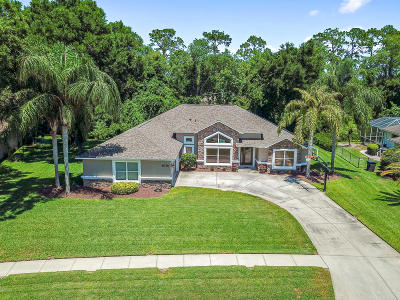 Volusia County Single Family Home For Sale: 6078 Sabal Hammock Circle