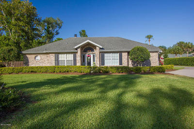 Volusia County Single Family Home For Sale: 3967 S Chinook Lane