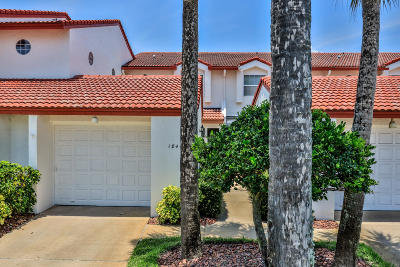 Daytona Beach Shores Attached For Sale: 184 Florida Shores Boulevard