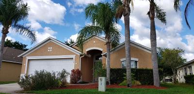Lpga Single Family Home For Sale: 109 Carnival Drive