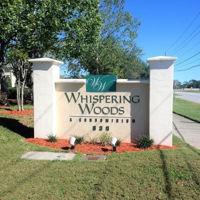 Volusia County Rental For Rent: 830 Airport Road #413