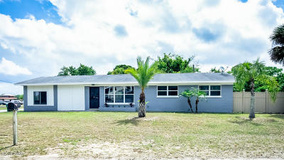 Volusia County Single Family Home For Sale: 1359 Continental Drive