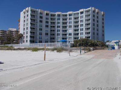 New Smyrna Beach Condo/Townhouse For Sale: 705 N Atlantic Avenue #602