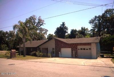 Volusia County Single Family Home For Sale: 528 Fred Gamble Way