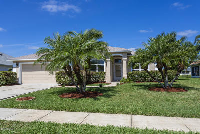 Volusia County Single Family Home For Sale: 1861 Forough Circle