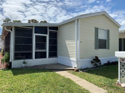 Edgewater Single Family Home For Sale: 2201 S Ridgewood Avenue #12