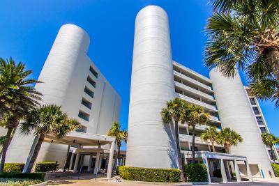 New Smyrna Beach Condo/Townhouse For Sale: 4493 S Atlantic Avenue #205
