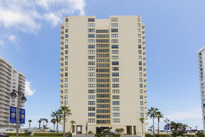 Volusia County Rental For Rent: 2987 S Atlantic Avenue #1805