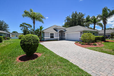 Port Orange Single Family Home For Sale: 1617 Promenade Circle